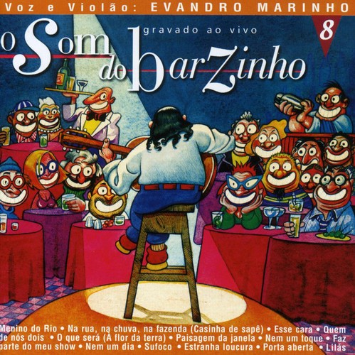 O Som Do Barzinho 8 [Import]