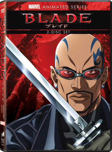 Marvel Blade: Animated Series