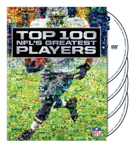 NFL Top 100: NFL's Greatest Players [4 Discs] [Digibook]