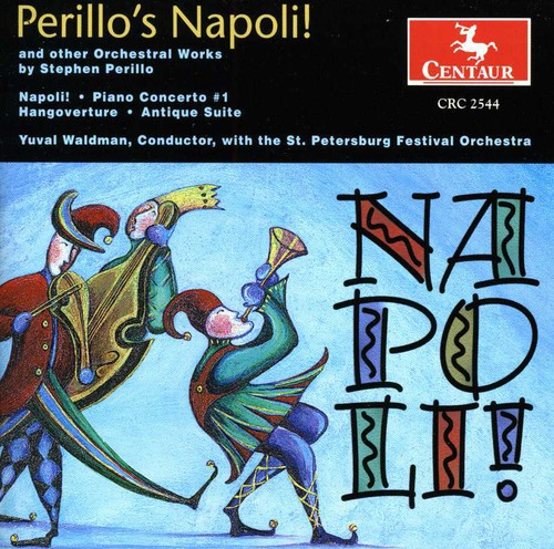 Napoli & Other Orchestral Works