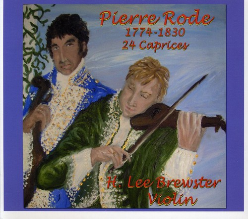 Pierre Rode 24 Caprices for Solo Violin