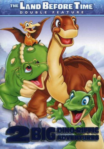 The Land Before Time: 2 Big Dino-Riffic Adventures