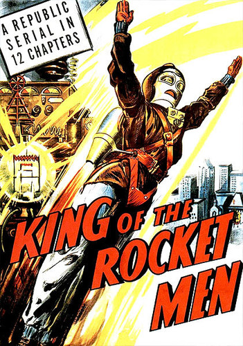 King Of The Rocket Men [2 Discs] [TV Show] [B&W] [Full Screen]