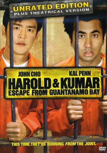 Harold and Kumar Escape From Guantanamo Bay [WS] [Unrated]