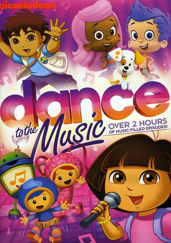 Nickelodeon Favorites: Dance To The Music!