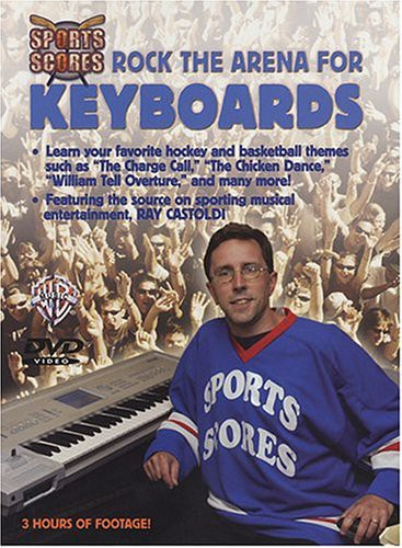 Sport Scores: Rock Arena For Keyboards [Instructional]
