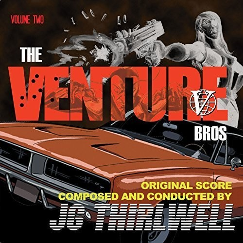 Music Of The Venture Bros, Vol. 2