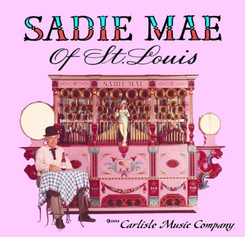 'Sadie Mae' Disney World Carousel Organ