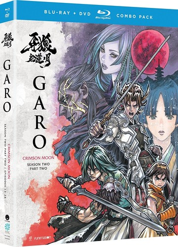 Garo: Crimson Moon - Season Two Part Two