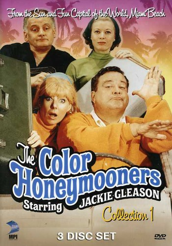 The Color Honeymooners: Collection 1