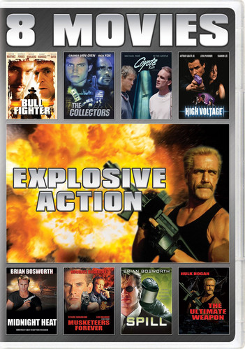 Explosive Action 8-movie Collection