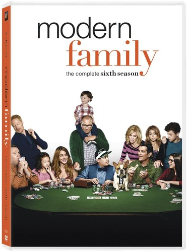 Modern Family: The Complete Sixth Season