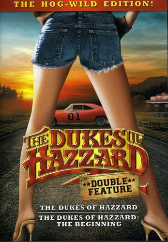 The Dukes Of Hazzard Film Collection [Widescreen] [Double Feature]