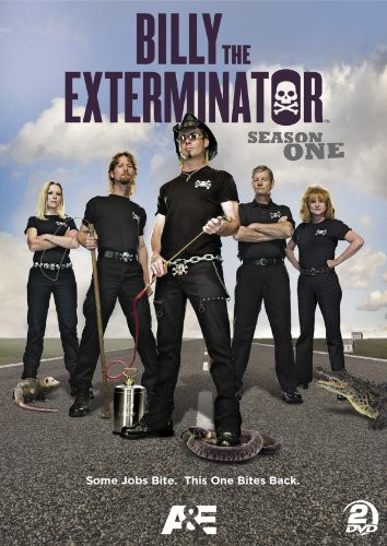 Billy the Exterminator: Season 1
