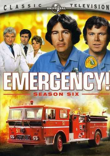 Emergency: Season Six