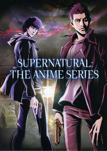 Supernatural: The Anime Series [WS] [3 Discs]
