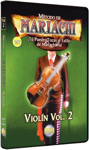 Mariachi Violin: Volume 2: Spanish Only