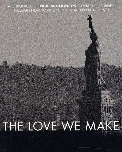 The Love We Make [Documentary] [Digipak]