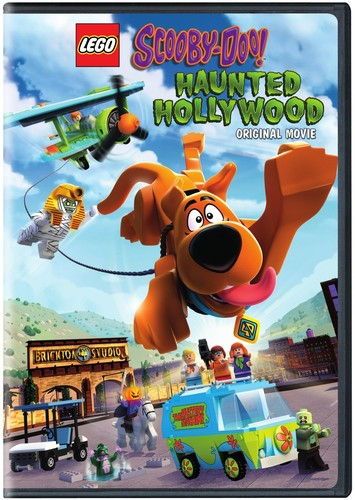 Lego Scooby: Haunted Hollywood (no Figurine)