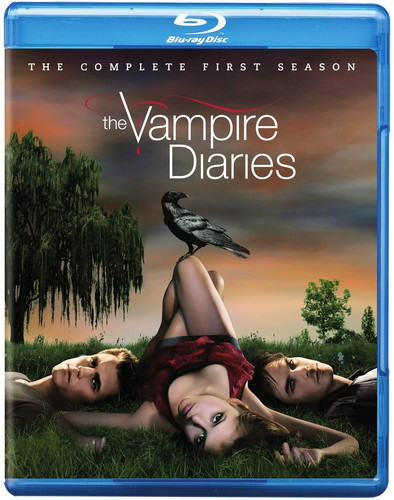The Vampire Diaries:The Complete First Season