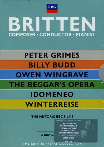 Britten: Pears Collection /  Various