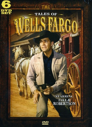 Tales Of Wells Fargo [6 Discs] [Slim Pack]
