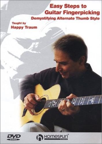 Easy Steps To Guitar Fingerpicking, Vol. 1