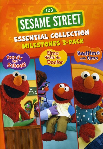 Sesame Street Essentials Collection: Milestones [Full Frame] [3 Pack]