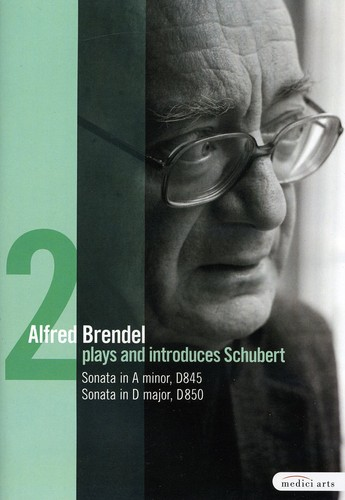 Brendel Plays & Introduces Schubert Piano Works 2
