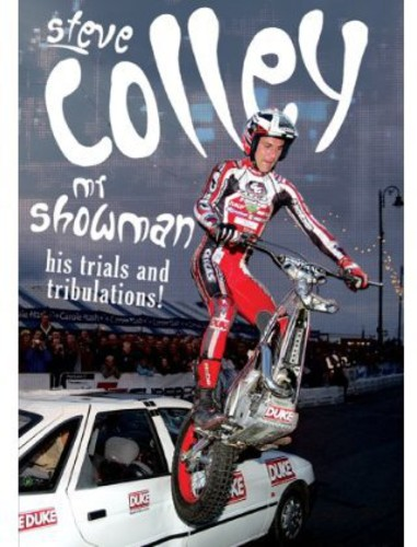 Steve Colley: Mr Showman