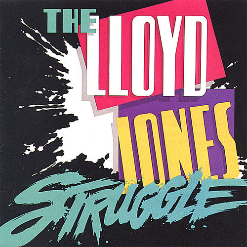 Lloyd Jones Struggle