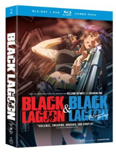 Black Lagoon: The Complete Set - Season 1 & 2