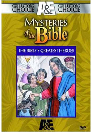 Mysteries Of The Bible: The Bible's Greatest Heroes [2 Pack] [Documentary]