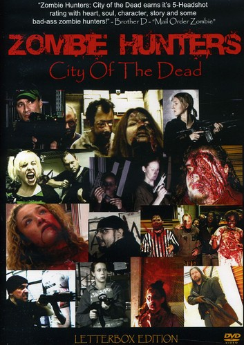 Zombie Hunters: City Of The Dead - Season One, Vol. 2