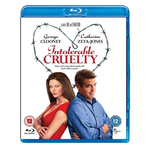Intolerable Cruelty [Import]