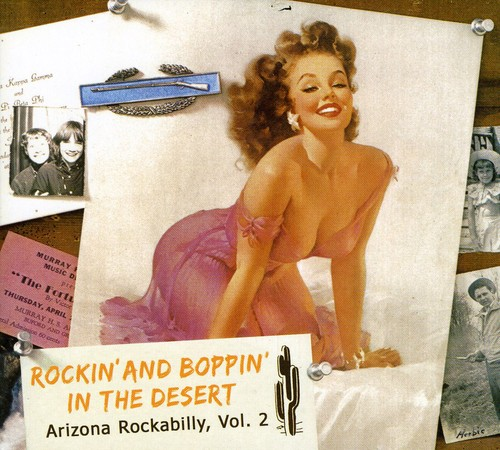 Rockin and Boppin: In The Desert, Vol. 2