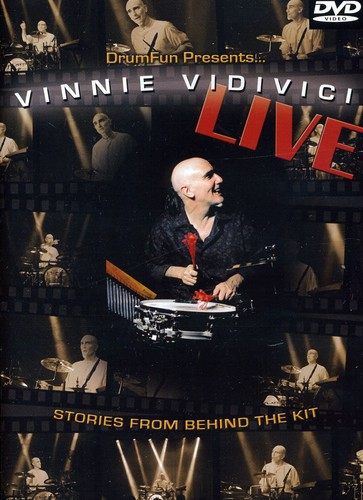 Behind the Kit with Vinnie Vidicici