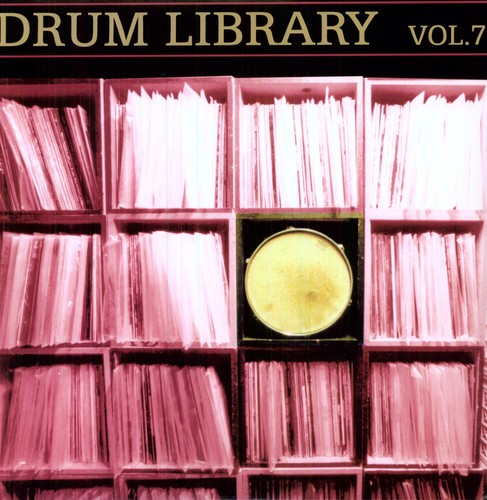 Drum Library, Vol. 7