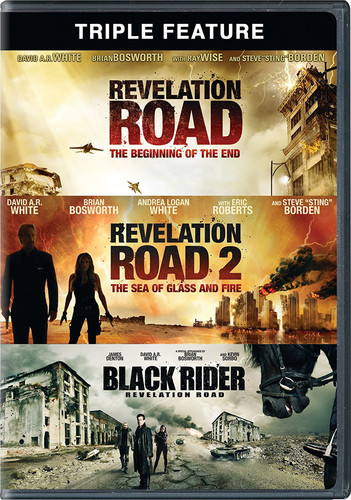 Revelation Road: The Beginning Of The End/ Revelation Road 2: The SeaOf Glass and Fire/ The Revelation Road: The Black Rider Triple Feature