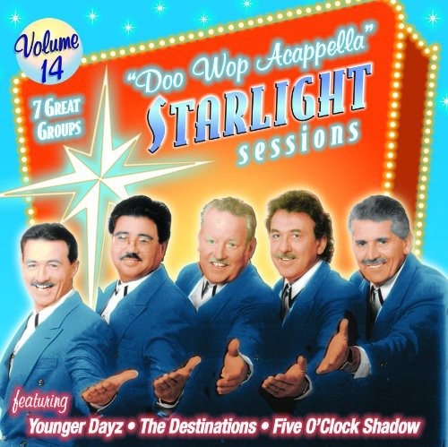 Doo Wop Acappella Starlight Sessions 14 /  Various