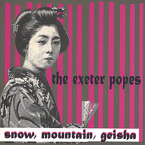 Snow Mountain Geisha