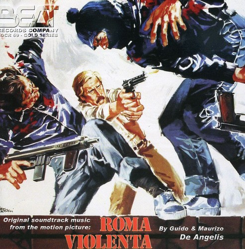 Roma Violenta (Original Soundtrack) [Import]
