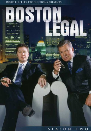 Boston Legal: The Complete Second Season