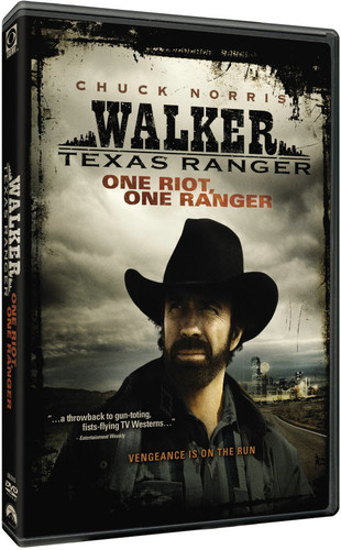 Walker Texas Ranger: One Riot One Ranger