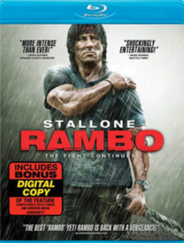 Rambo [Special Edition] [WS] [Digital Copy] [Sensormatic] [Checkpoint]