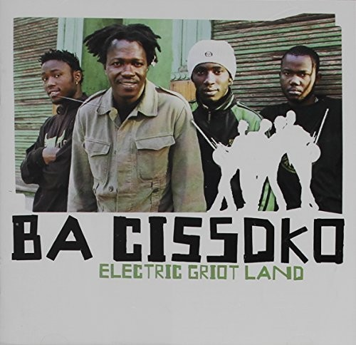 Electric Griot Land [Import]