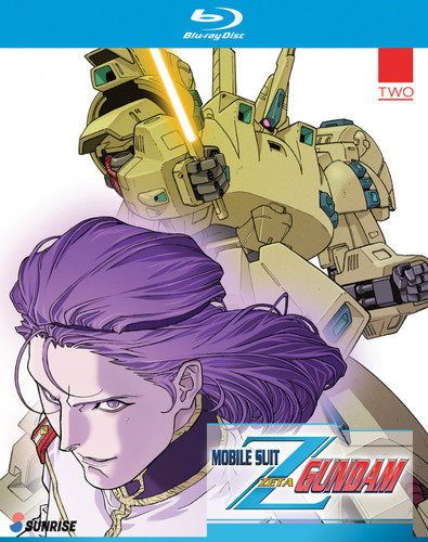 Mobile Suit Zeta Gundam Part 2 Collection