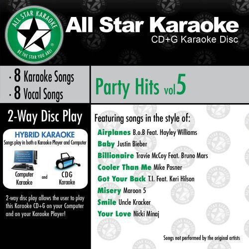 Karaoke: Party Hits 5 /  Various
