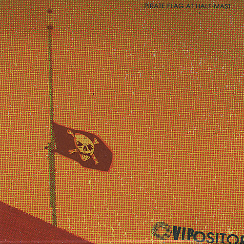 Pirate Flag at Half-Mast