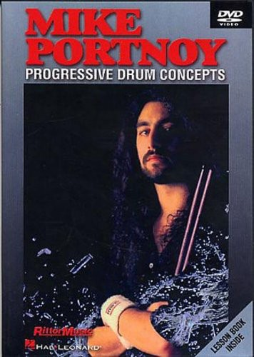 Mike Portnoy: Progressive Drum Concepts [Instructional]